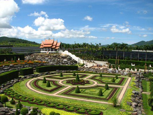 nong nooch botanical gardens
