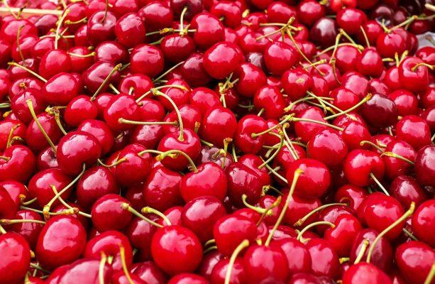 cherries fruit spreads